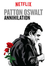 Patton Oswalt: Annihilation Netflix IN (India)