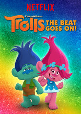 Trolls: The Beat Goes On! Netflix BR (Brazil)
