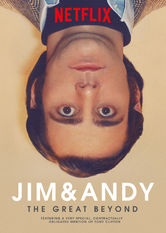 Jim and Andy: The Great Beyond - Featuring a Very Special, Contractually Obligated Mention of Tony C Netflix ES (España)