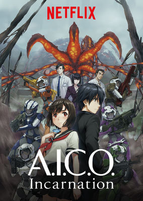 A.I.C.O. on Netflix AUS/NZ